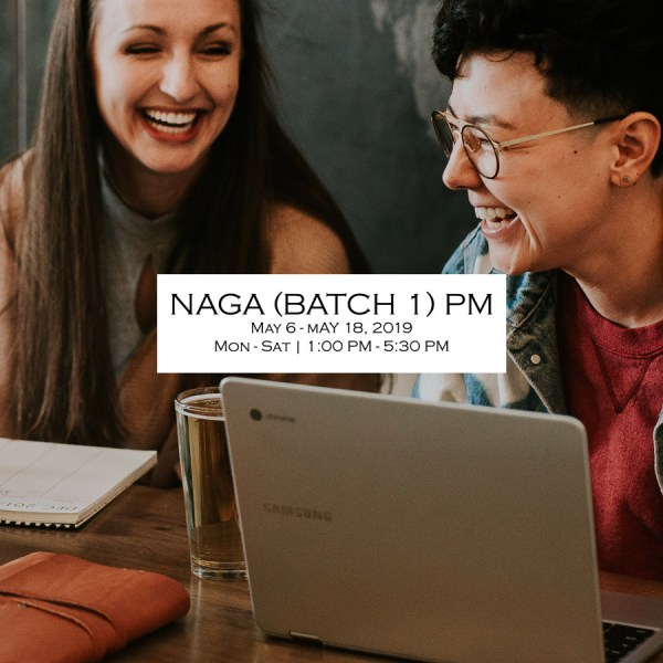Naga UPCAT Review Plus 2019 Batch 1 PM schedule