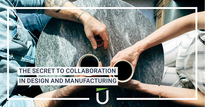 The secret to collaboration in design and manufacturing