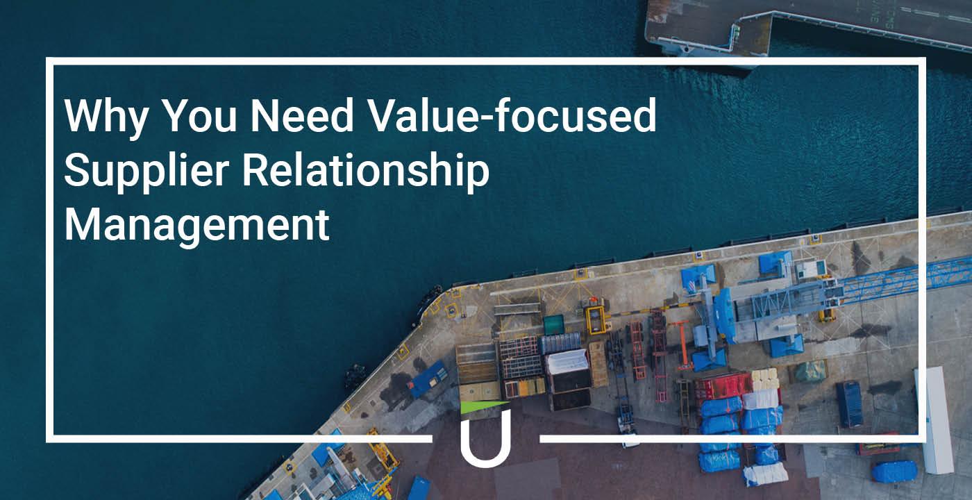 SRM relationship management