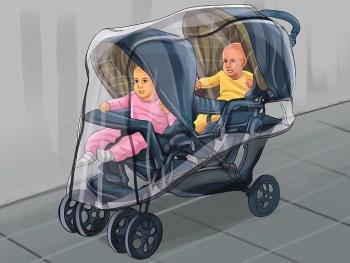 best double stroller 5
