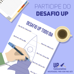 desafio up concurseiros