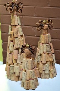 Crafts Made With Wine Corks | Upcycle Art