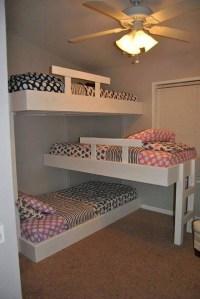 Multiple Bunk Bed Ideas