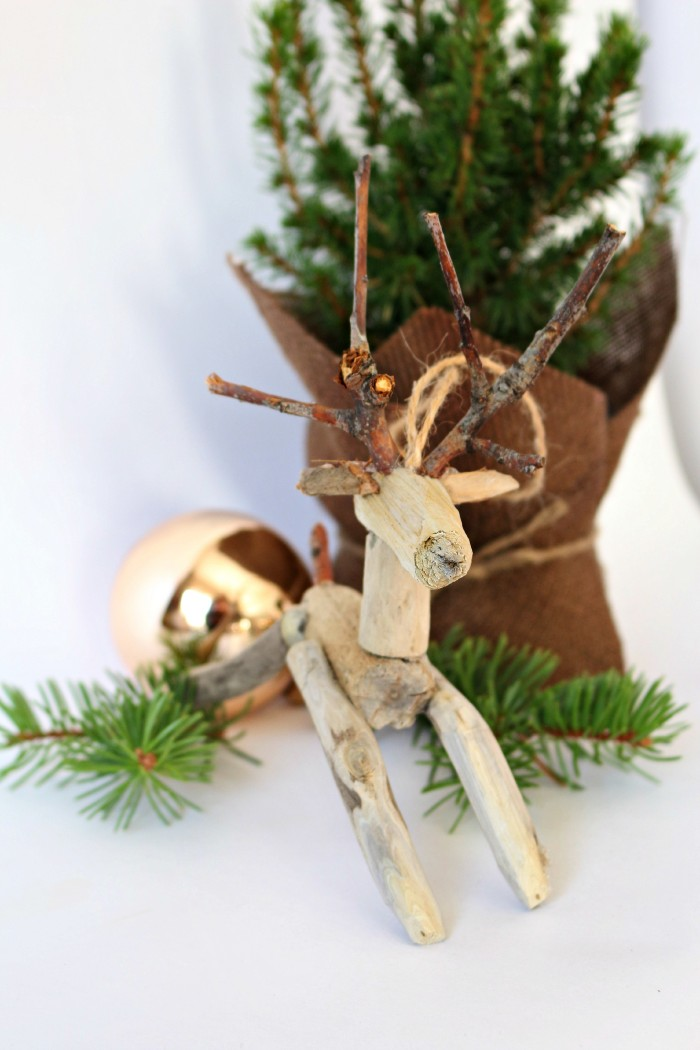 Driftwood Ornament Ideas Upcycle Art