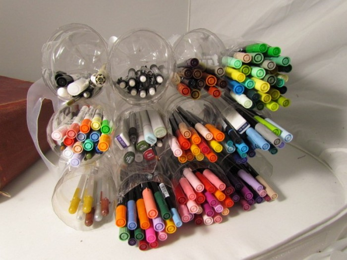 Plastic Bottle Recycling Ideas  Upcycle Art