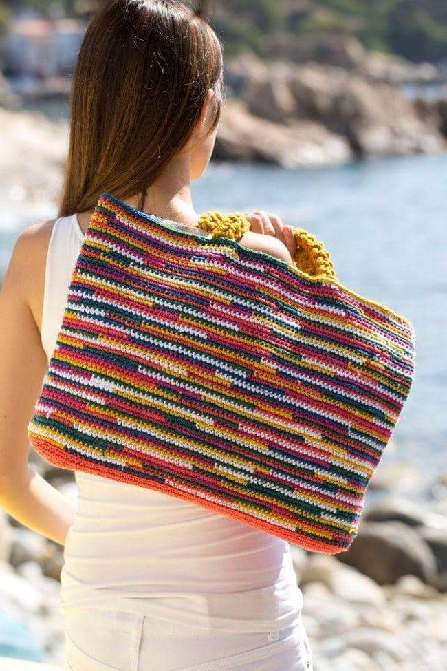 Beautiful Crochet Bag Patterns