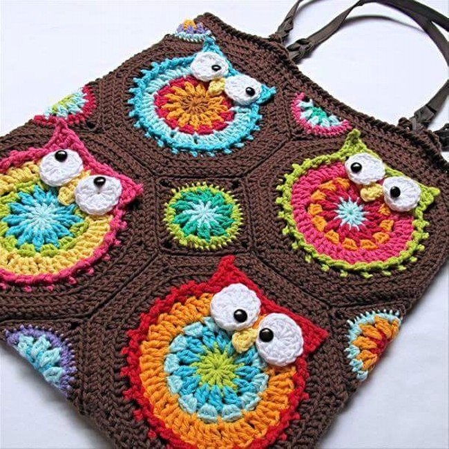 Beautiful Crochet Bags