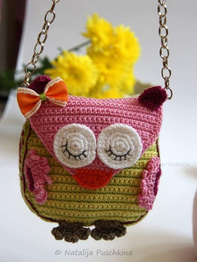 Crochet Bag Patterns Inspirations