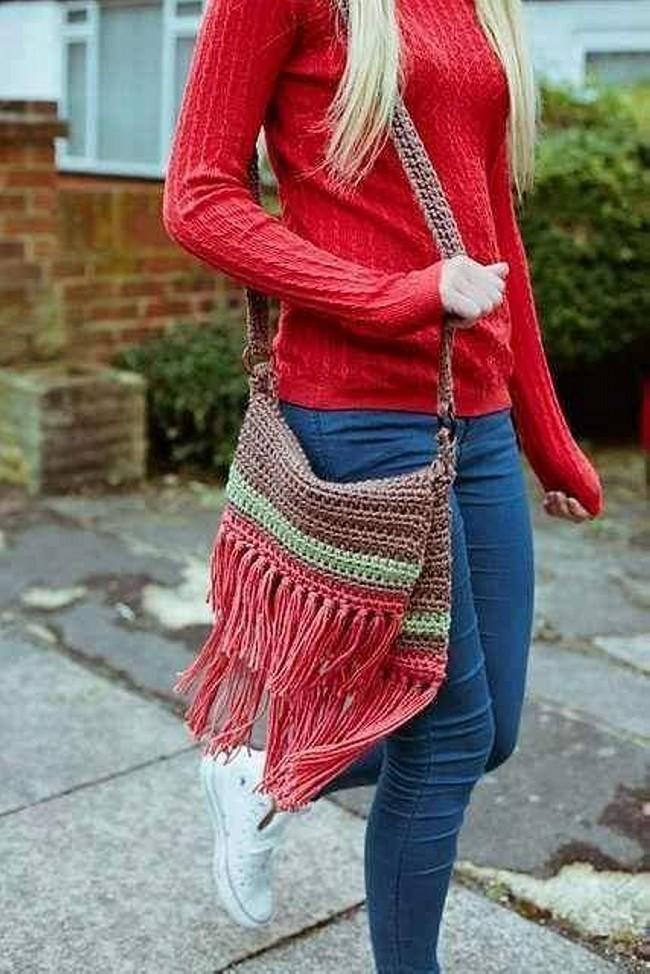 Crochet Bag Plans
