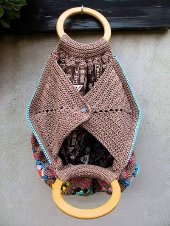 Crochet Hang Bag Pattern Collection