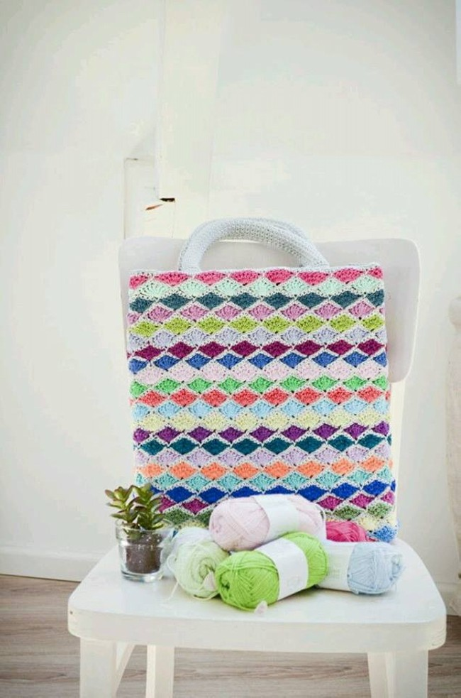 DIY Crochet Bag