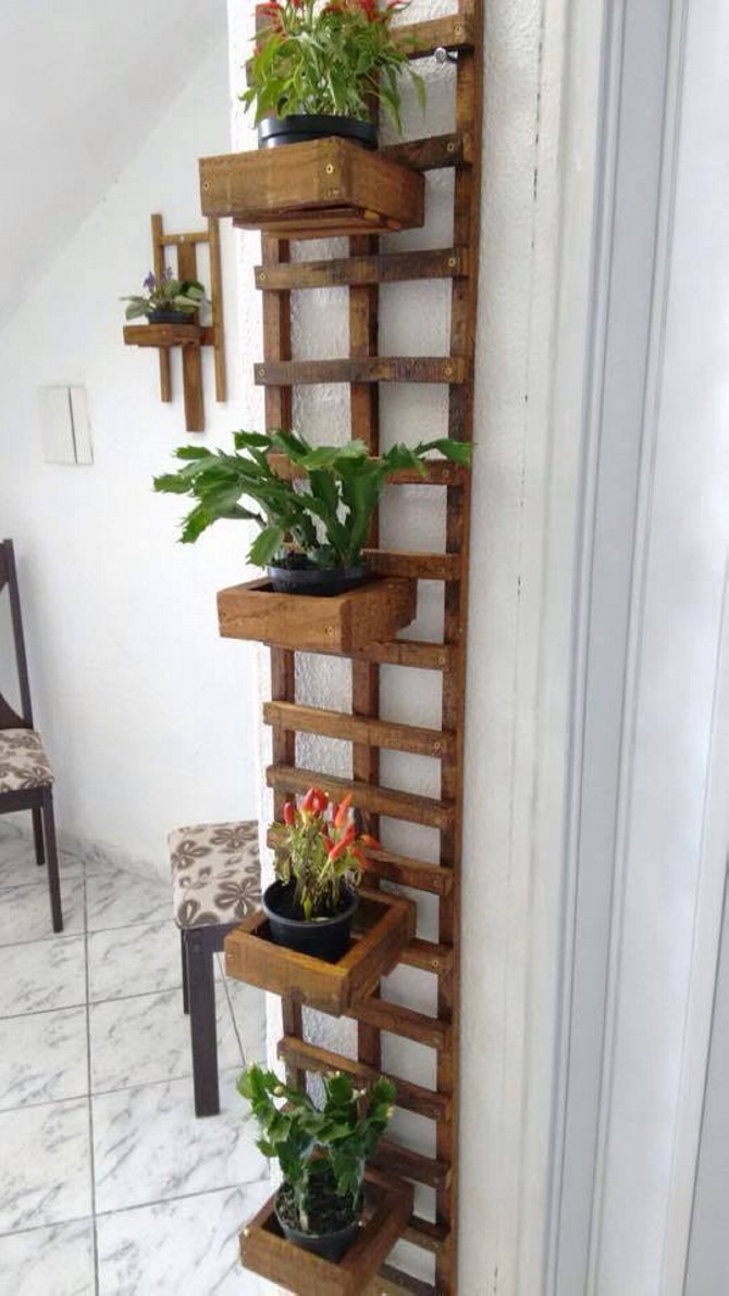 Creative Vertical Garden Ideas Upcycle Art