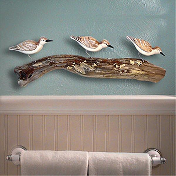 Driftwood Wall Art Ideas