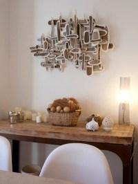 Driftwood Wall Art Ideas | Upcycle Art