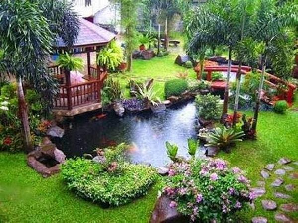Japanese Garden Decor Ideas Upcycle Art