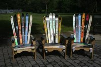 Reuse for Old Skis