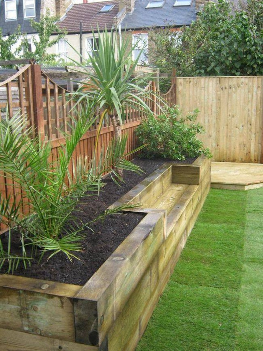 How Build Narrow Raised Garden