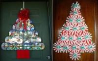 21 DIY Alternative Christmas Tree Ideas for Festive mood