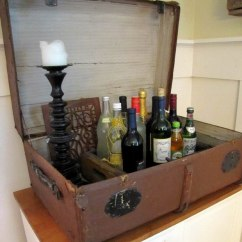 Diy Pallet Living Room Furniture French Country Rooms Photos Reuse Old Suitcases - 17 Ideas For Home Decoration