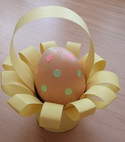 Easter Egg Decorating Ideas Using Recycled Materials