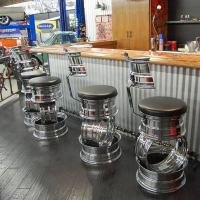 Reuse Car Rims - 15 Smart DIYs Made From Old Car Wheels