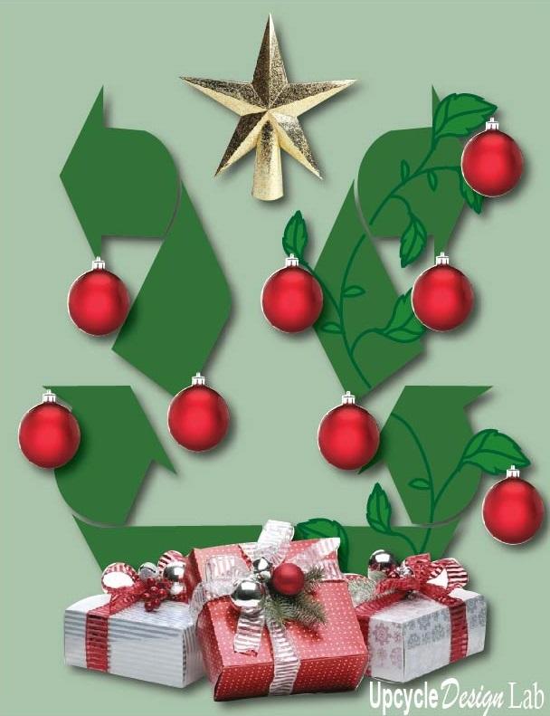 Upcycled christmas gift ideas