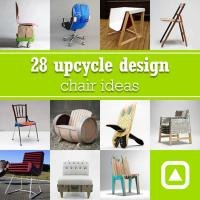 28 upcycle design chair ideas