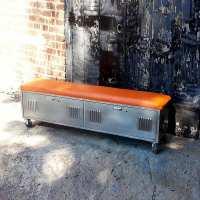 Locker Bench by Artspace Industrial