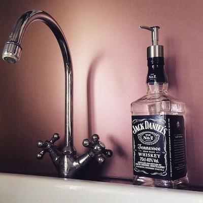 Jack Daniel's Seifenspender