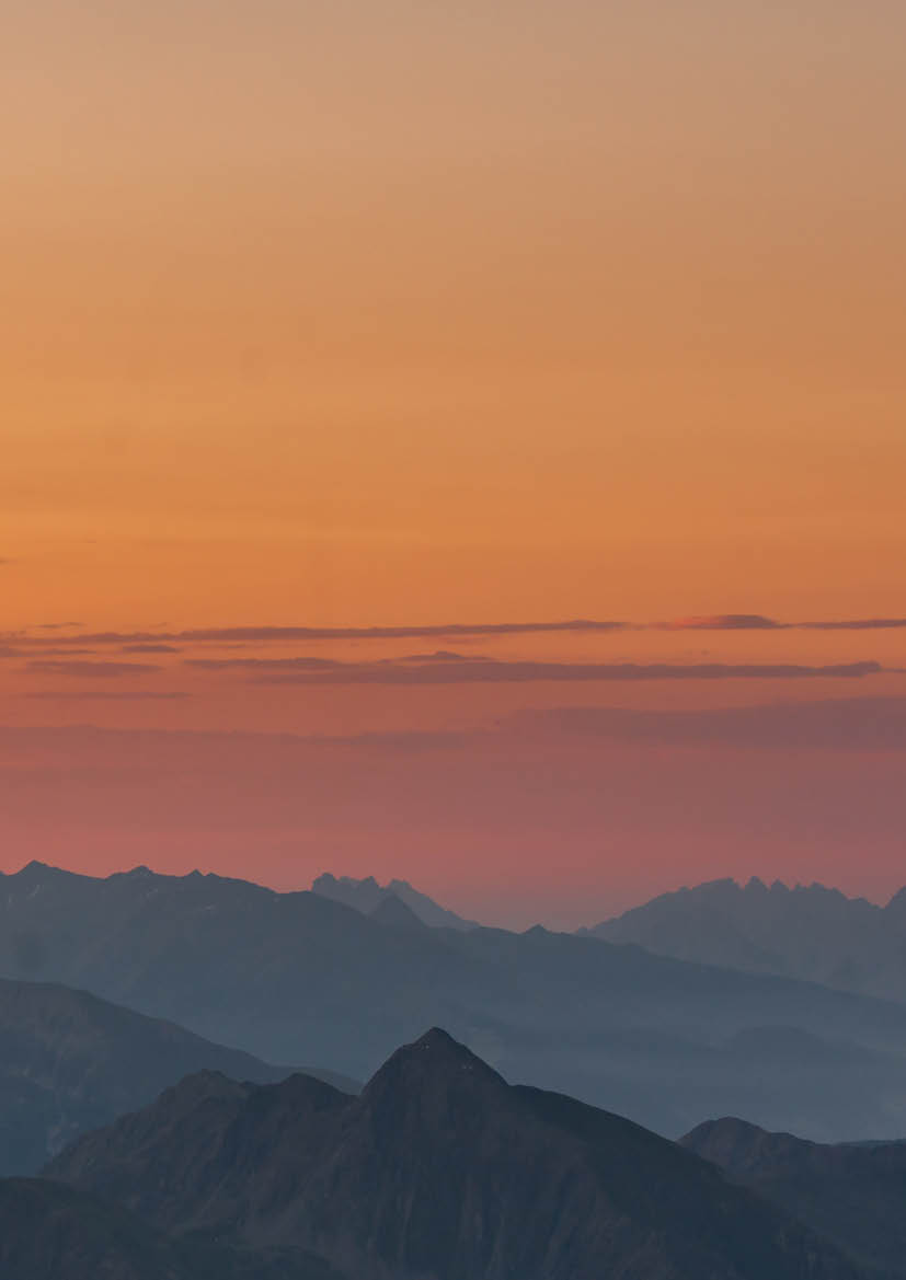 Poster Sunset