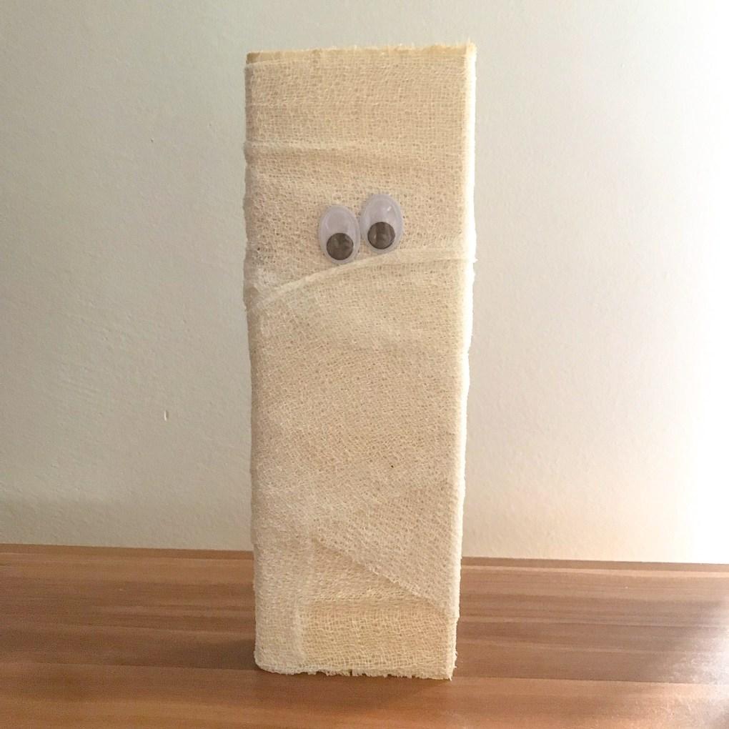 Mumie Dekoration Halloween