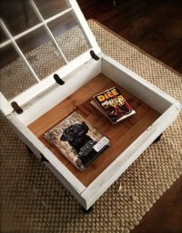 Window Coffee Table | Upcycle That