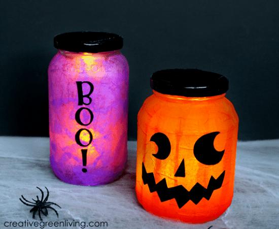 Halloween Luminaries
