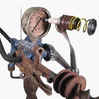 Scrap Metal Art | Upcycle That