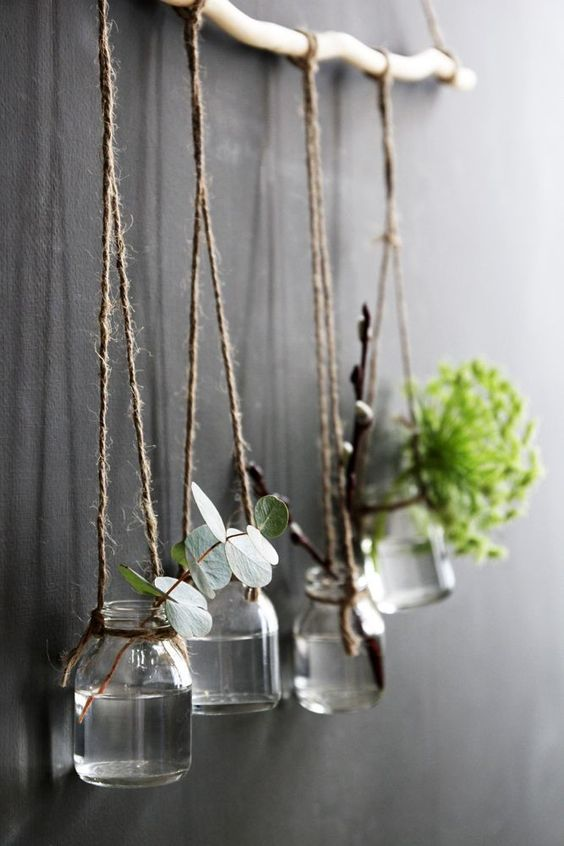 Tree branch decor upcycle that for Decoration minimaliste