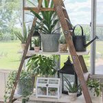 Ladder Shelf Ideas Upcycle That