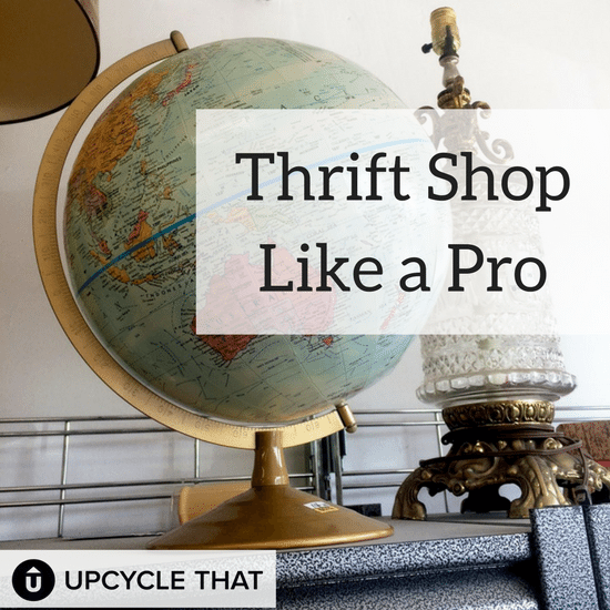 Thrift Shop Like a Pro