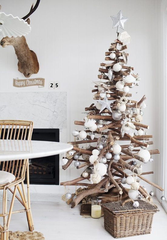 Alternative Christmas Tree - Branch Tree
