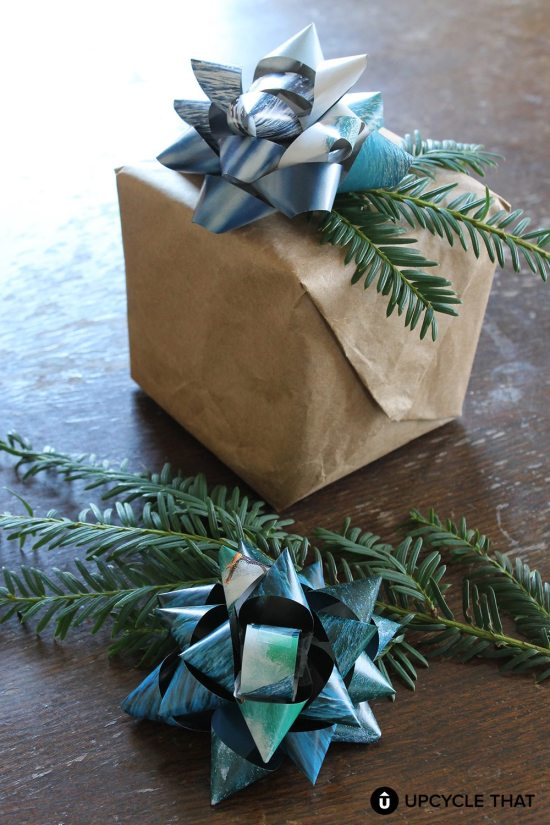 DIY Gift Bow Tutorial