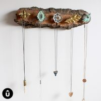 DIY Necklace Holder | Upcycle That