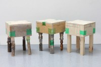 New life for recycled plastic bottles as furniture joinery ...