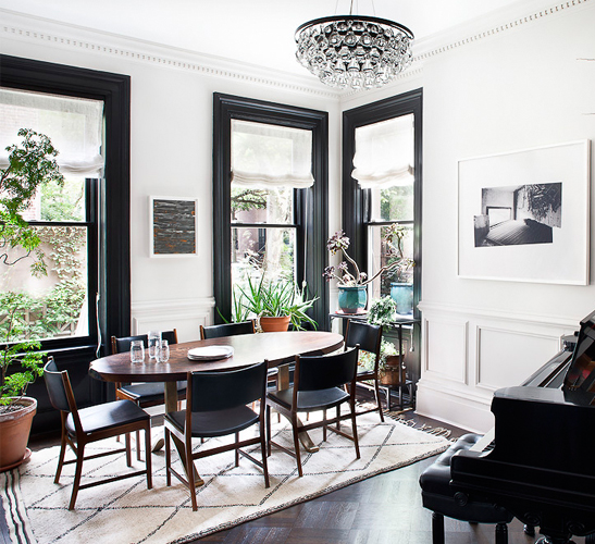 dark wood living room furniture high back chair 10 simple home decoration ideas that will tempt you to ...