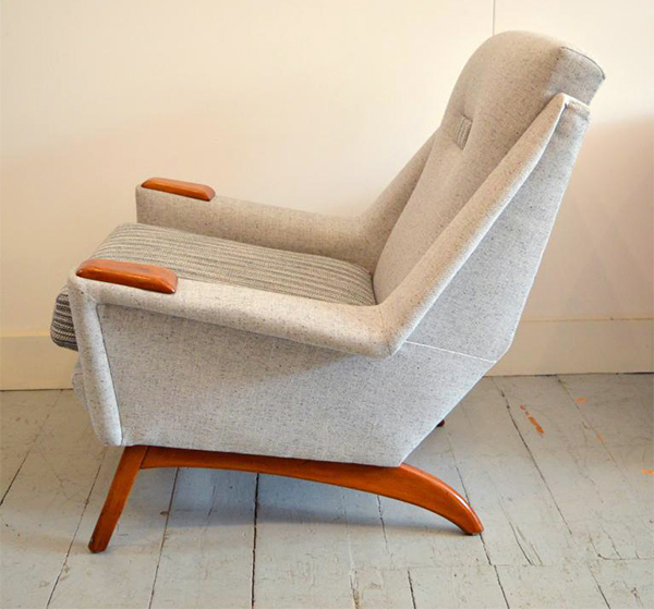 reupholster sofa south london coronado sectional 17 furniture upholstery specialists in upcyclist 1950s danish teak reupholstered armchair by solomon retro