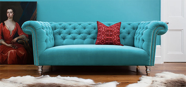 reupholster sofa south london lillian august sectional 17 furniture upholstery specialists in upcyclist bright blue by antonio