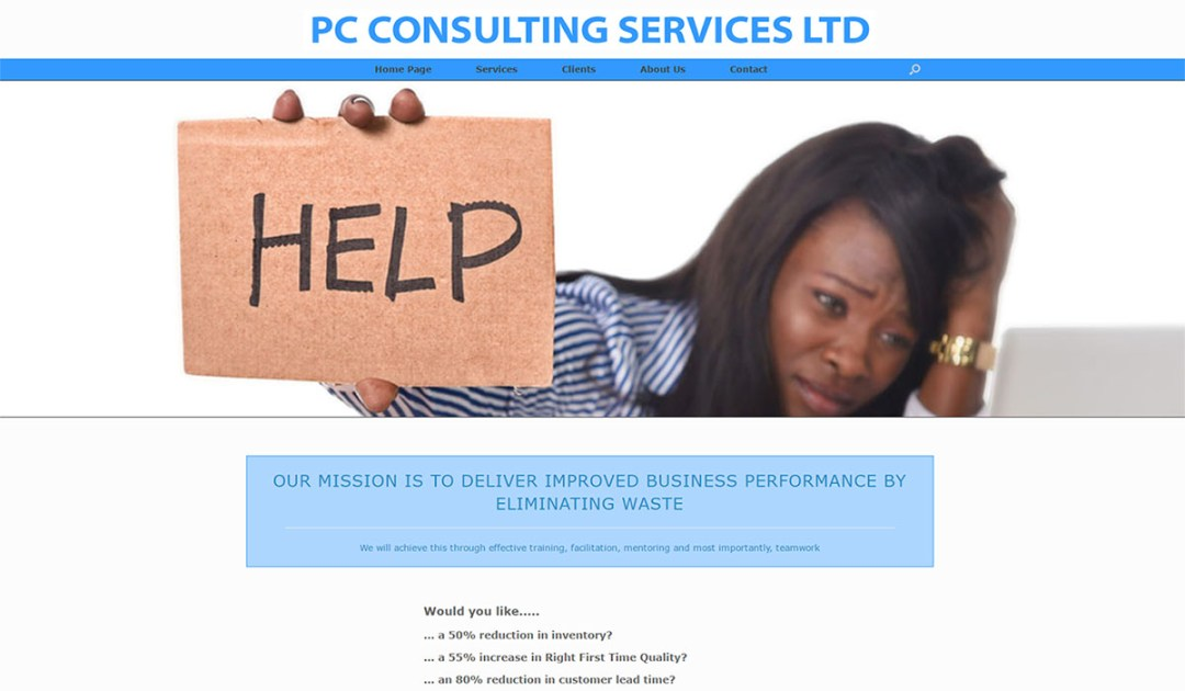 PC Consulting Services Ltd