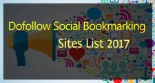 Top Free High PR Dofollow Social Bookmarking Sites List 2018