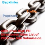 400 Directory Submission Sites List With High PR [2018]