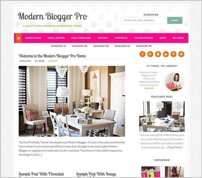 modernblogger-genesis-child-theme