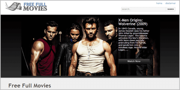 25 WebSites to watch free movies online without downloading