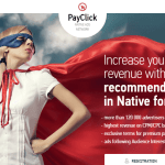 PayClick Review – Boost your Earnings with this Native Ad Network